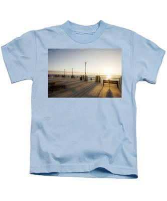 Evening Sun Kids T-Shirt