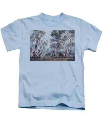 Melrose, South Australia Kids T-Shirt
