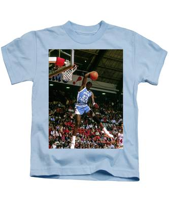Retro Sunrise North Carolina Kid/'s T-Shirt North Carolina Toddler Shirt