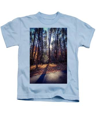 November Light Kids T-Shirt