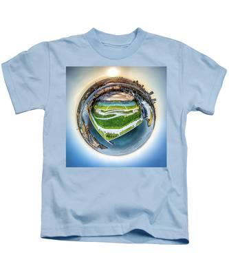 Planet Summerfest Kids T-Shirt