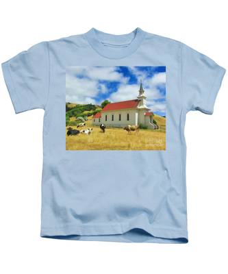 St. Mary's Visitors Kids T-Shirt
