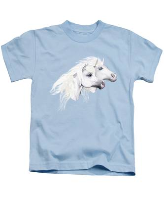 Silver Manes Kids T-Shirt