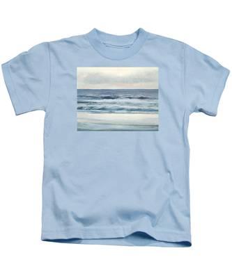 Silvery Morn Kids T-Shirt