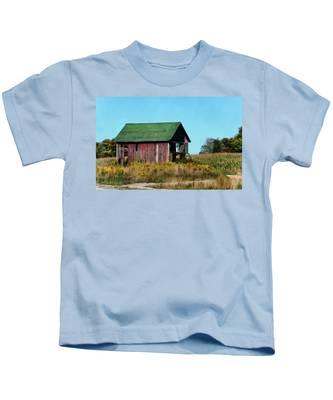 Standing Silent Kids T-Shirt
