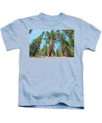The Grizzly Giant- Kids T-Shirt