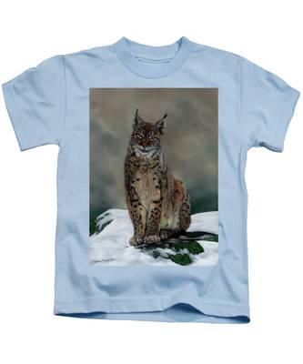 The Missing Lynx Kids T-Shirt