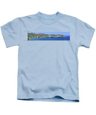 Beaches Of Bali Kids T-Shirt