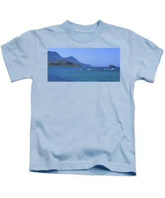 Coast Of Gramvousa Kids T-Shirt