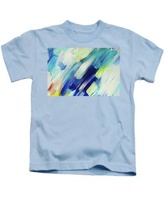 Living Healing Color Therapy - Decolores Kids T-Shirts