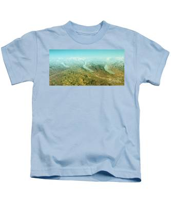 Keechelus Lake Kids T-Shirts