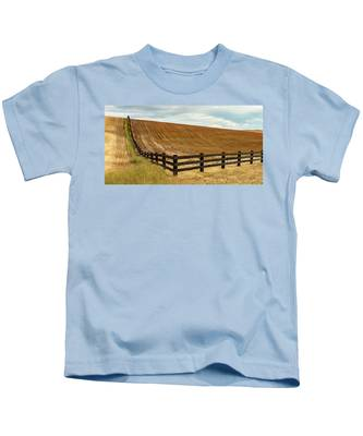 Property Lines Kids T-Shirt