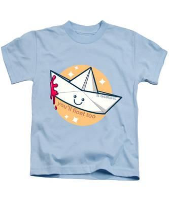 Boat Kids T-Shirts