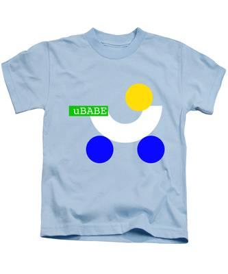 Stroll Babe Kids T-Shirt