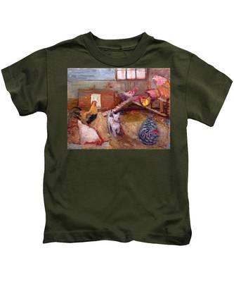 An026 Kids T-Shirt