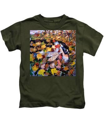 An006 Kids T-Shirt