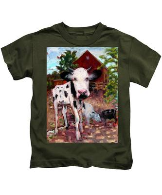An010 Kids T-Shirt