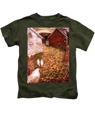 An023 Kids T-Shirt