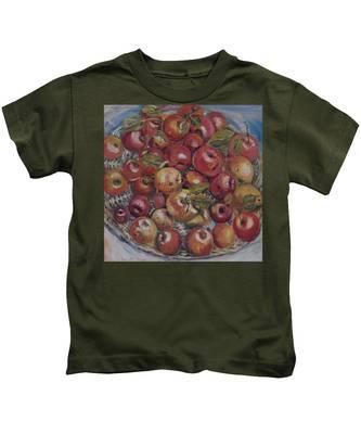 Apples Kids T-Shirt