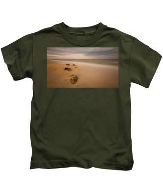 Beach Rocks Kids T-Shirt