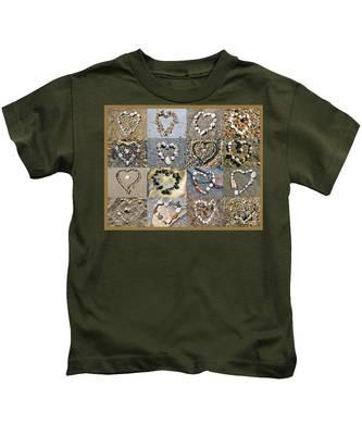 Heart Of Hearts Kids T-Shirt