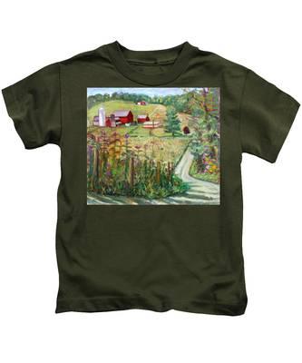 Meadow Farm Kids T-Shirt