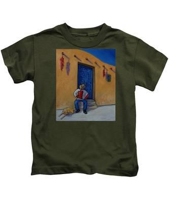 Mexico Impression II Kids T-Shirt