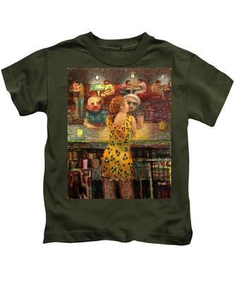 Na002 Kids T-Shirt