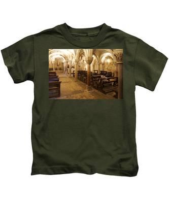 San Michele Chapel Kids T-Shirt