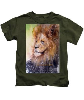 The Lion King Kids T-Shirt