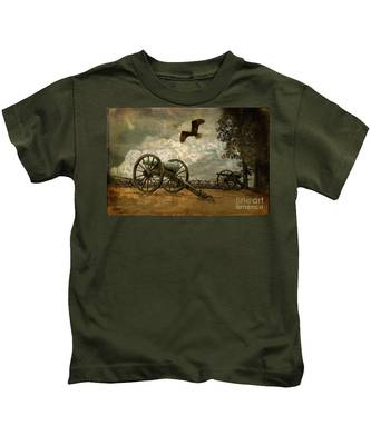 The Price Of Freedom Kids T-Shirt