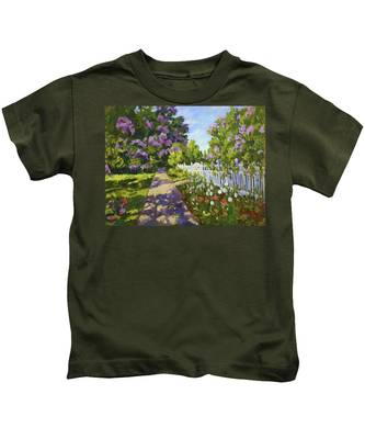 The White Fence Kids T-Shirt