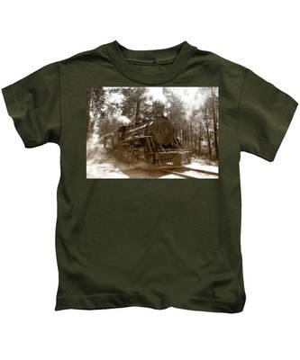 Time Traveler Kids T-Shirt