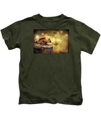 Woodland Wonder Kids T-Shirt