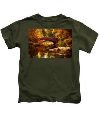 The Gapstow Bridge Kids T-Shirt