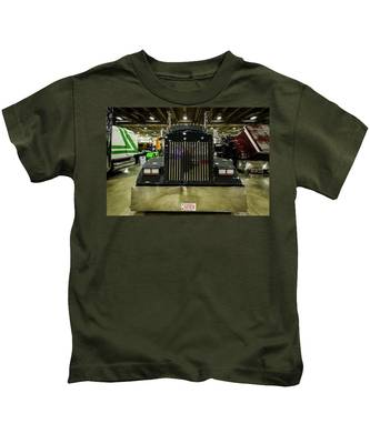2000 Kenworth W900 Kids T-Shirt