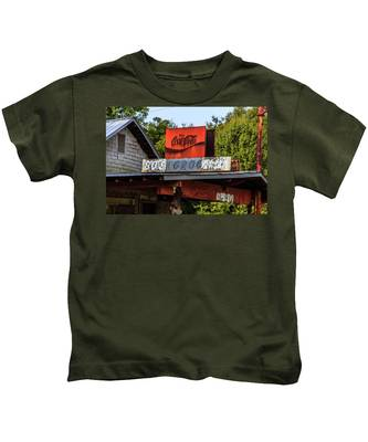 Bo's Grocery Kids T-Shirt