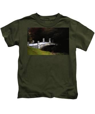 Bridge To Darkness Kids T-Shirt