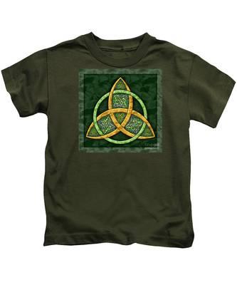 Celtic Trinity Knot Kids T-Shirt