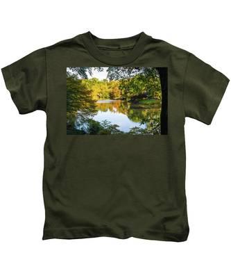 Central Park - City Nature Park Kids T-Shirt