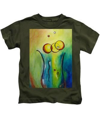 Champagne Kids T-Shirt