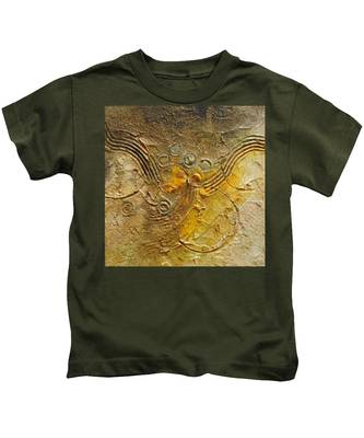 Colliding Worlds Kids T-Shirt