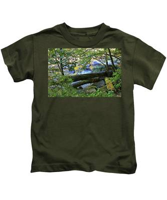 Down By The River Kids T-Shirt