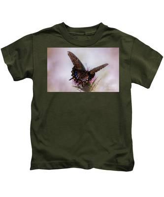 Dream Of A Butterfly Kids T-Shirt