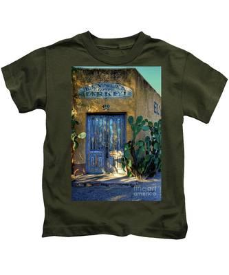 Elysian Grove In The Morning Kids T-Shirt