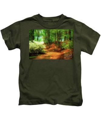 Favorite Path Kids T-Shirt