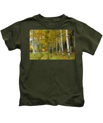 Follow The Light Kids T-Shirt