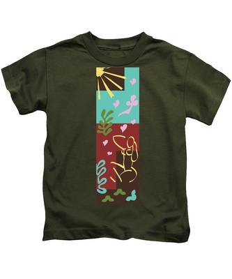 Health - Celebrate Life 3 Kids T-Shirt