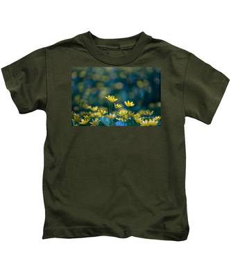 Heart Of Small Things Kids T-Shirt
