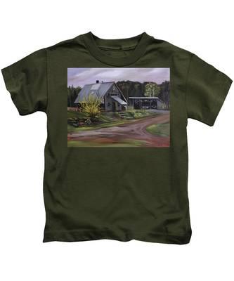 Humpals Barn Kids T-Shirt